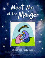 Christmas Party Event Meet Me at the Manger