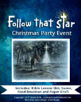 Christmas Party Event Follow That Star
