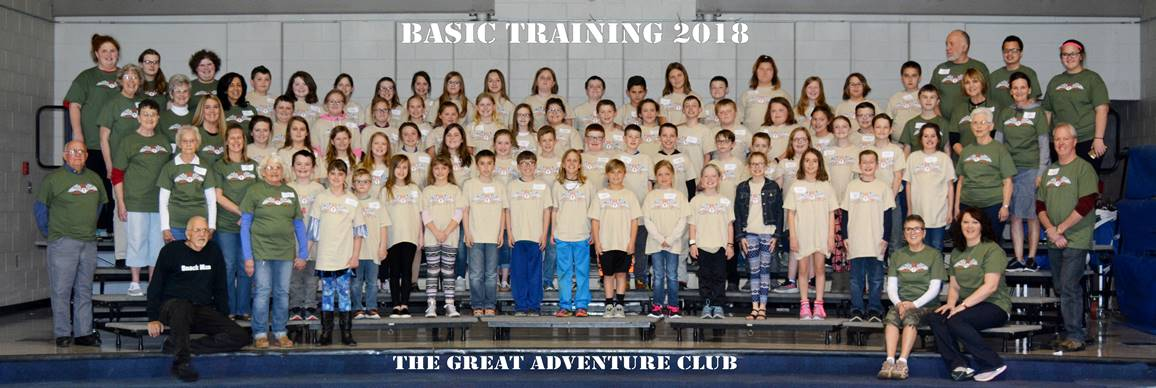 The Great Adventure Club