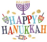 Hanukkah to Christmas