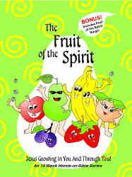 Fruit of the Spirit Bible Lessons for children